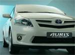 Toyota Auris HSD Concept Full Hybrid