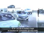 Conférence de presse de Renault à Francfort