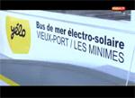 Les bateaux électro-solaire de la Rochelle