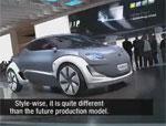 Renault Zoé ZE Concept à Francfort
