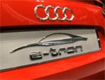 Audi e-tron - Interview de Patrice Franke à Francfort