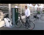 Vélostation station électrique signée Clean Energy Planet