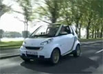 Smart Electric Drive version Cabriolet