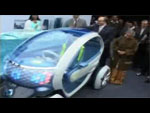 Présentation officielle de la Renault Twizzy ZE en Inde