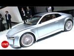 Audi e-tron - Nouveau Concept à Détroit