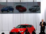 Honda CR-Z - Présentation officielle à Détroit