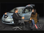 Nissan Leaf - Interview de Mark Perry