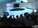 Premières images du concept hybride rechargeable Kia Ray à Chicago