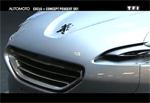 Peugeot Concept SR1 - Reportage