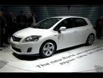 La Toyota Auris HSD au salon de Genève