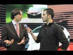 Honda CR-Z - Interview à Genève