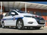 La Police Municipale d'Uchaud roule en voiture hybride