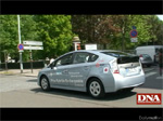 Premier essai de la Toyota Prius hybride rechargeable
