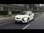 Opel Ampera - Roulage dynamique