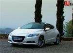 Honda CR-Z - Essai de l'autojournal