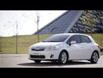 Toyota Auris HSD - Clip de présentation complet