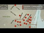 Reportage - La voiture électrique en libre-service au Canada avec Communauto