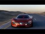 Concept Renault DeZir - Première vidéo
