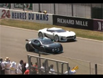 La Citroën Survolt au Mans Classic