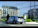 La Prius hybride rechargeable sur Automoto