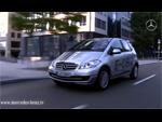Mercedes Classe A e-Cell - Vidéo de présentation