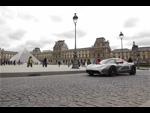 Tag Heuer Odyssey - Arrivée du Tesla Roadster à Paris