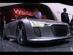 Mondial 2010 - Audi e-tron Spyder