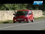 Voiture électrique - La Peugeot iOn à l'essai par MotorsTV