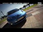 La Nissan Leaf testée par Automoto
