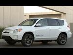 Toyota RAV4 Tesla - Première vidéo