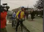 Belgique : Le vélo Solaire testé à Ans