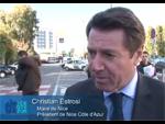 Auto-partage électrique à Nice - Les explications de Christian Estrosi