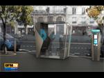 Bolloré selectionné pour Autolib' - Reportage BFMTV