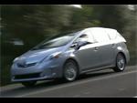 Toyota Prius V - Vidéo de présentation