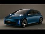 Toyota Prius C Concept - Vidéo de présentation