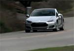 Tesla Model S - Vidéo dynamique