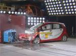 Mitsubishi i-MiEV - Les crash-tests de l'ADAC