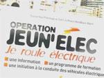 9ème édition de l'opération Jeun'Elec à Monaco