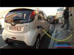 L'Auto Bleue arrive à Nice - Reportage Nice Matin