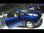 La Bluecar de Bolloré au salon de Genève 2011
