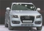 L'Audi Q5 Hybrid Quattro en direct de Genève