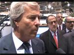 Vincent Bolloré - Interview à Genève
