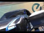Nissan Esflow - Interview de François Bancon à Genève
