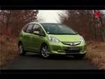 Honda Jazz Hybride - Essai de l'auto journal