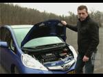 La Honda Jazz Hybride testée par Autoweek