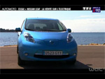 Nissan Leaf - Essai d'Automoto