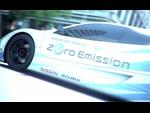 La Nissan Leaf Nismo RC sur circuit