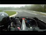 La Peugeot EX1 bat le record du circuit du Nürburgring