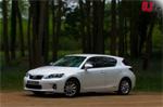 Voiture hybride - Essai de la Lexus CT-200h