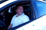 Interview du pilote de la Renault Fluence ZE au Challenge Bibendum